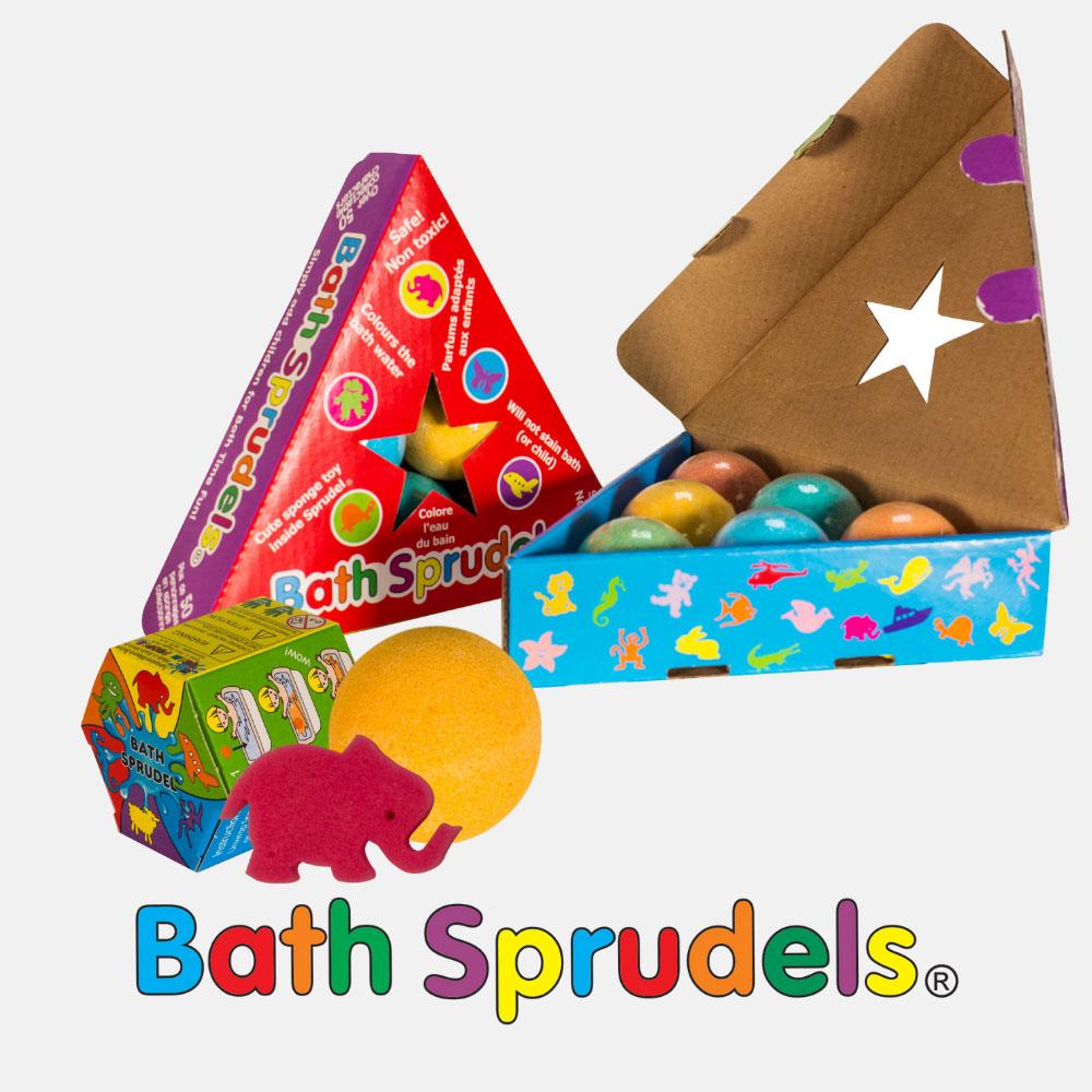 Bath Sprudels